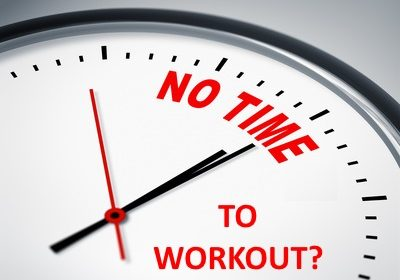 No Time to Work Out?